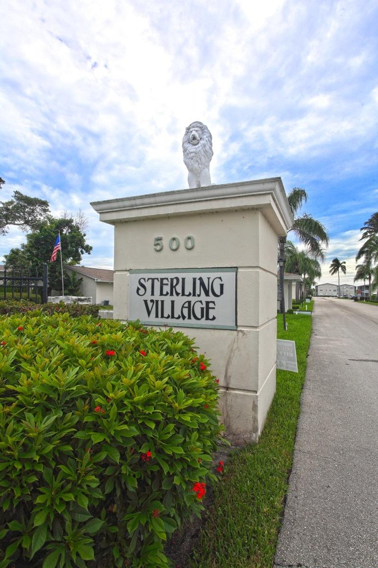 Home for sale in STERLING VILLAGE Boynton Beach Florida