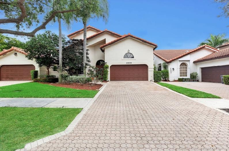 23033 Via Stel Boca Raton, FL 33433