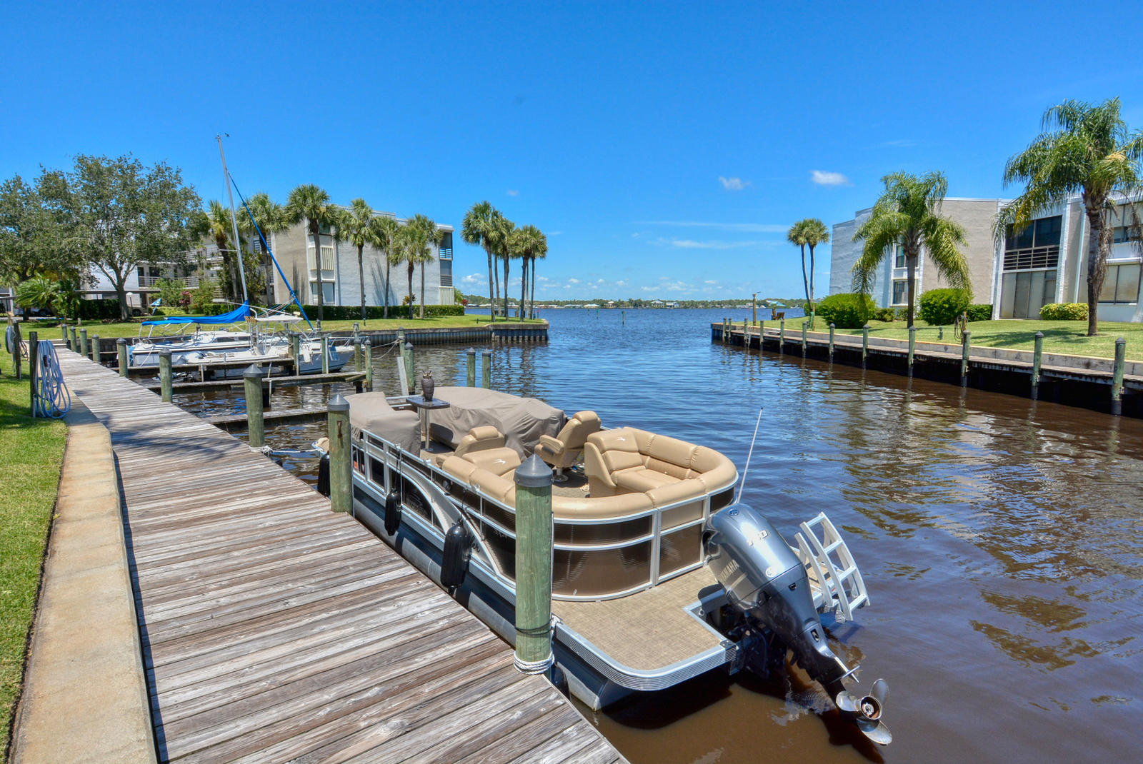 Inlet from St Lucie River