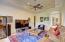 Media room/bedroom 6 first level