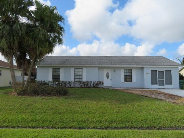 554 Lakehurst Drive Sw, Port Saint Lucie, FL 34983