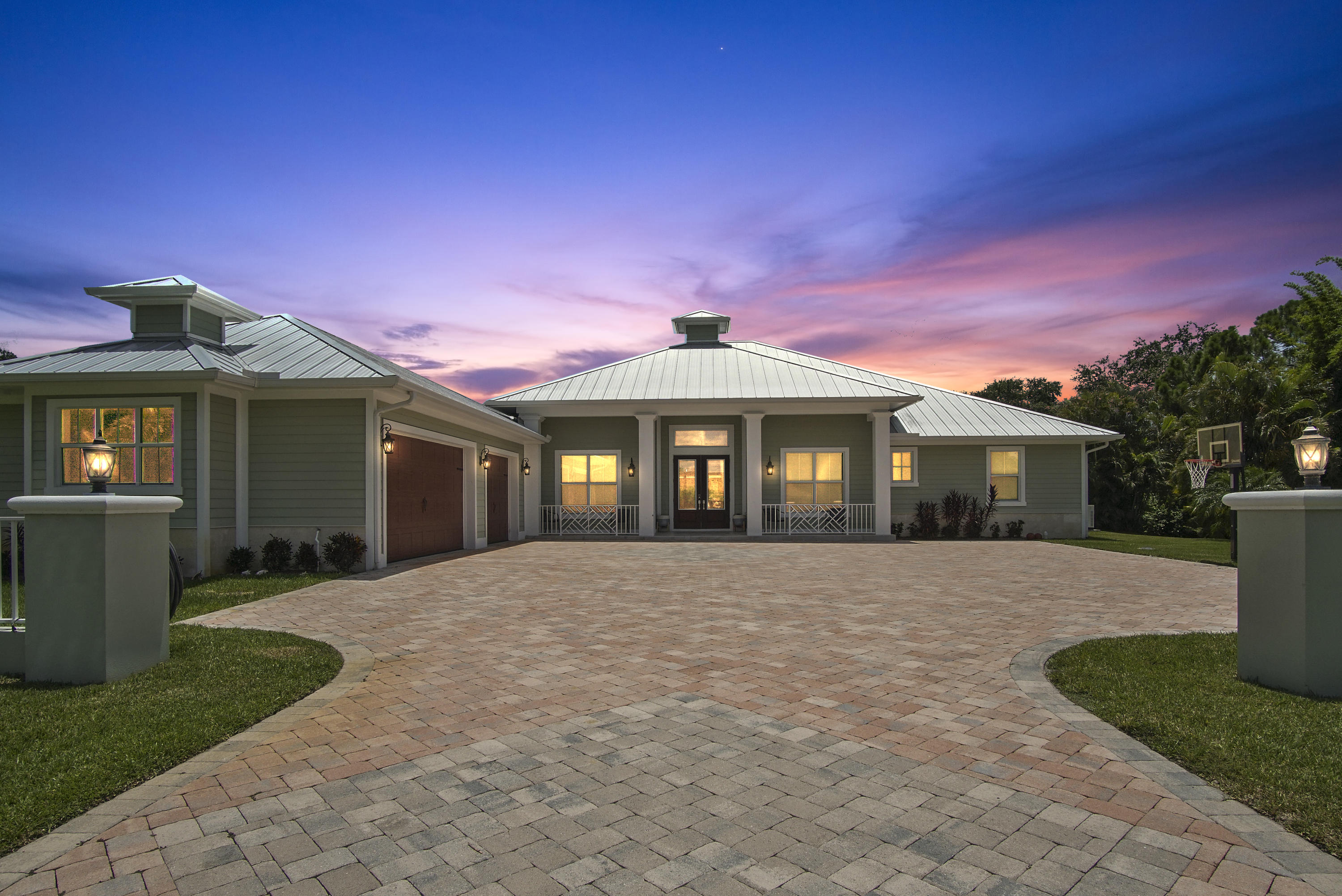 Home for sale in Crane Creek Subdivision Palm City Florida