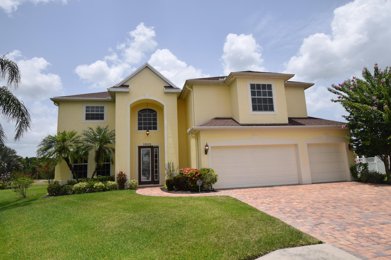 5809 Rose Petal Court Nw, Port Saint Lucie, FL 34986