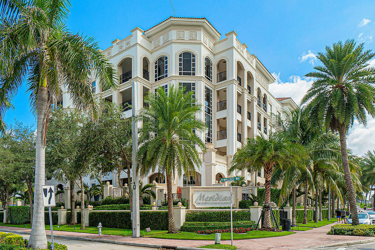 1 N Ocean Boulevard #105 Boca Raton, FL 33432