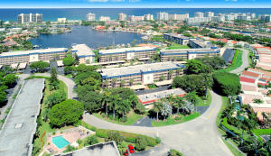 Hidden active 55+ community with marina! 2.5 miles to Delray's Atlantic Avenue! Dockage may be available at $2.75 per foot!