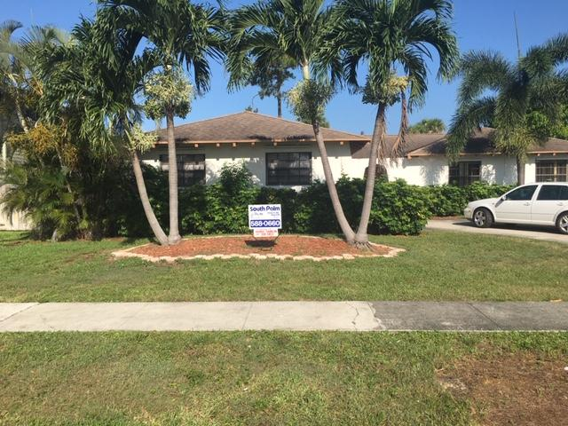 Home for sale in WOODED ACRES West Palm Beach Florida