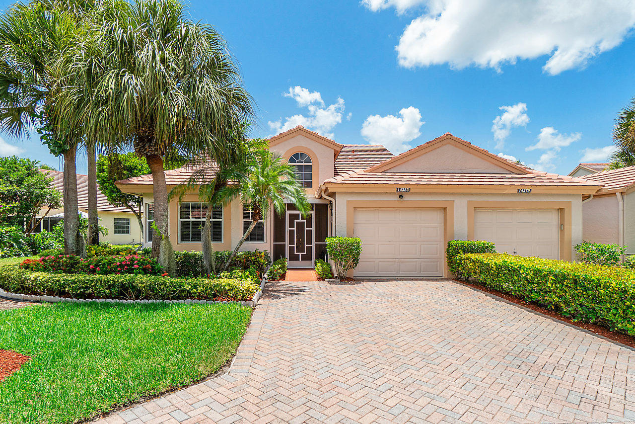 Photo of 14383 Emerald Lake Drive SE, Delray Beach, FL 33446