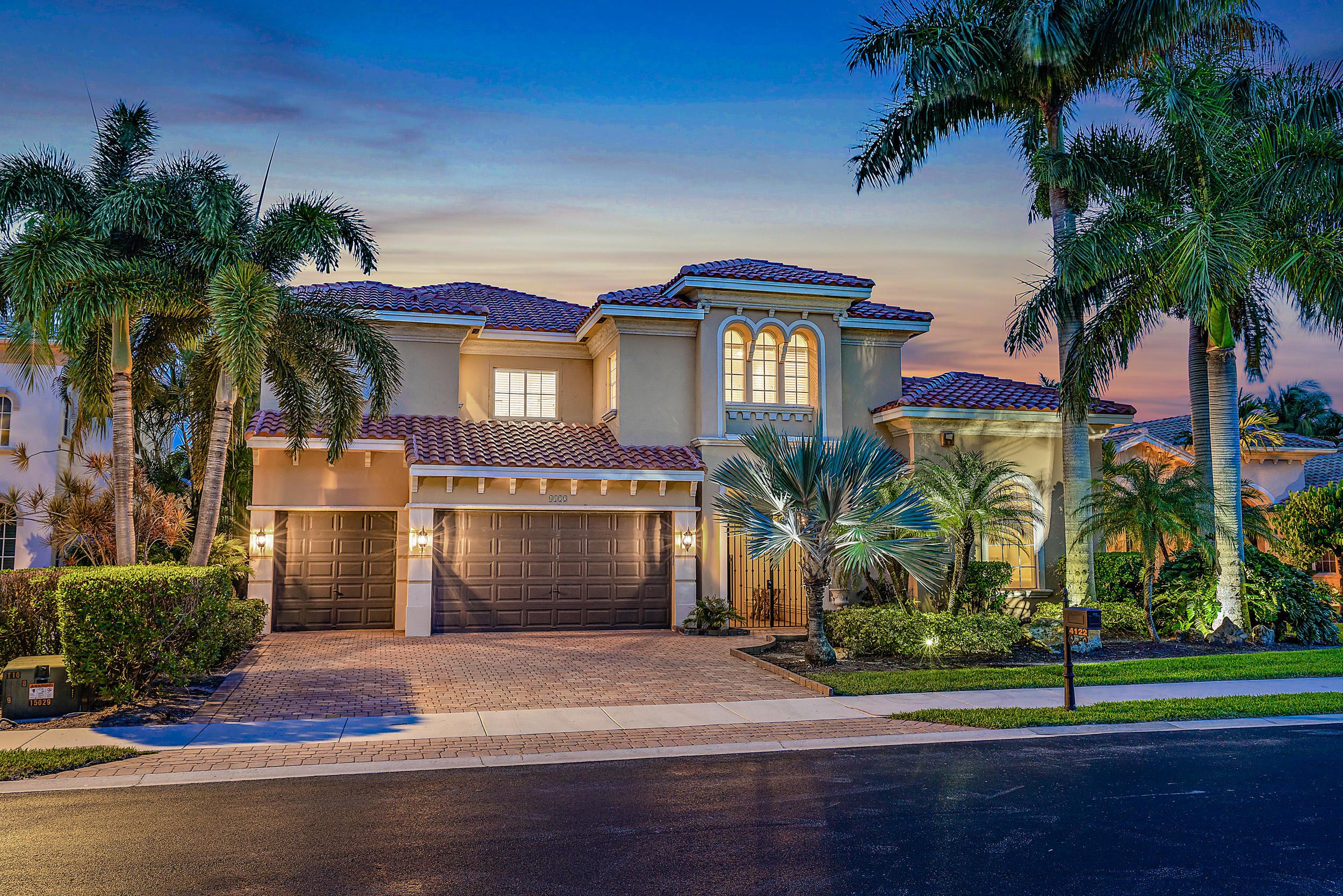 Details for 4122 Venetia Way, Palm Beach Gardens, FL 33418