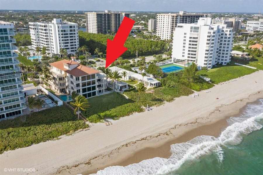 Photo of 3421 S Ocean Boulevard, Highland Beach, FL 33487