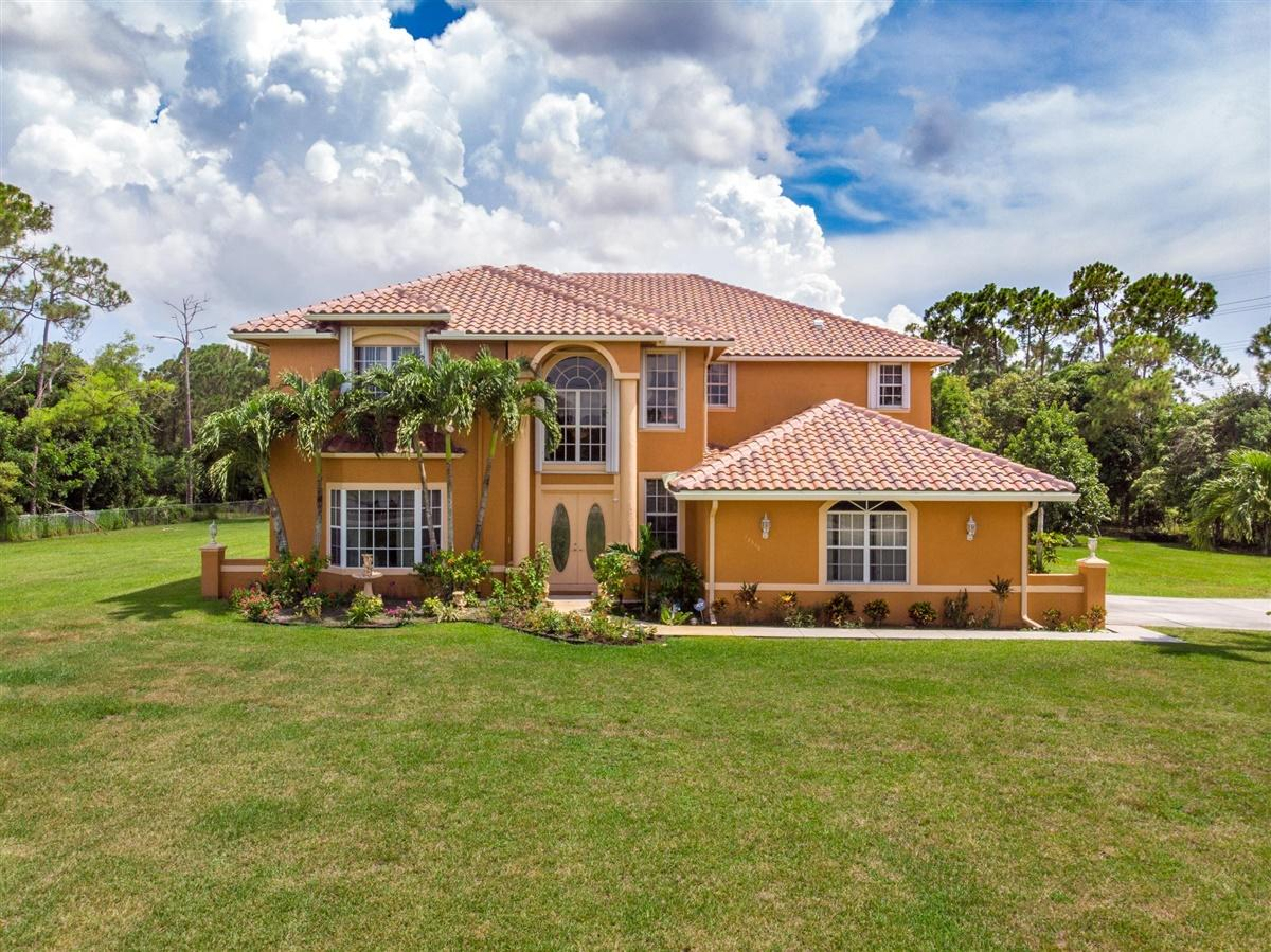 13348 Tangerine Boulevard, West Palm Beach, Florida 33412, 5 Bedrooms Bedrooms, ,3.1 BathroomsBathrooms,Single Family,For Sale,Tangerine,RX-10637603