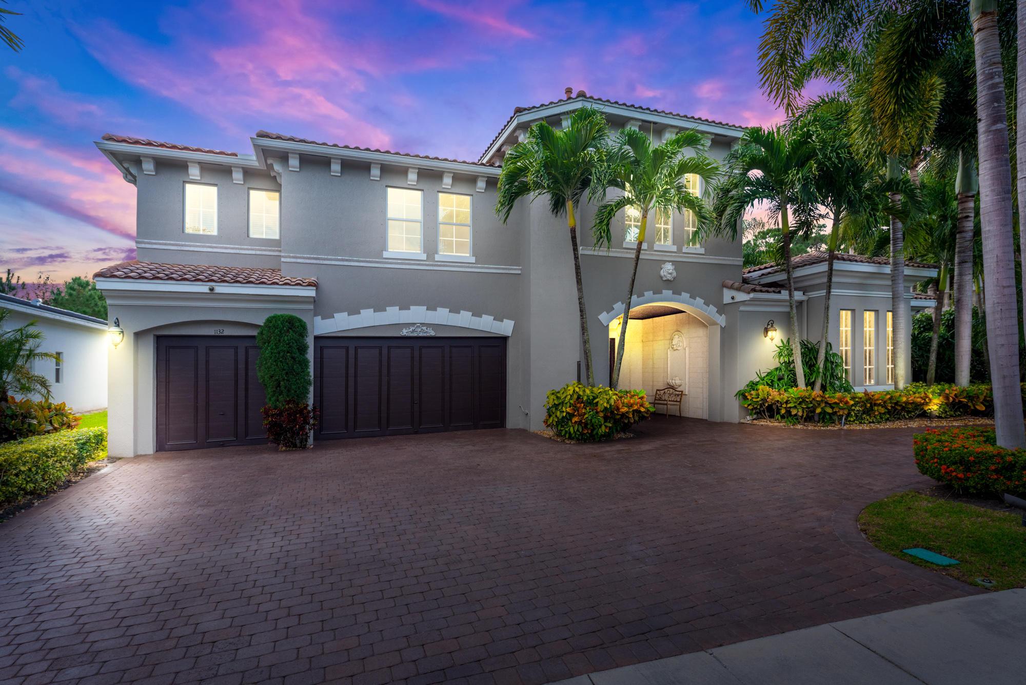 Details for 1132 San Michele Way, Palm Beach Gardens, FL 33418
