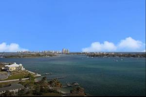 BREATHTAKING VIEWS OF INTRACOASTAL & OCEAN FROM LARGE PRIVATE BALCONY