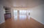OPEN AIRY LIVING ROOM/DINING ROOM