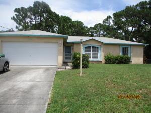 1955 SW Taurus Lane, Port Saint Lucie, FL 34984
