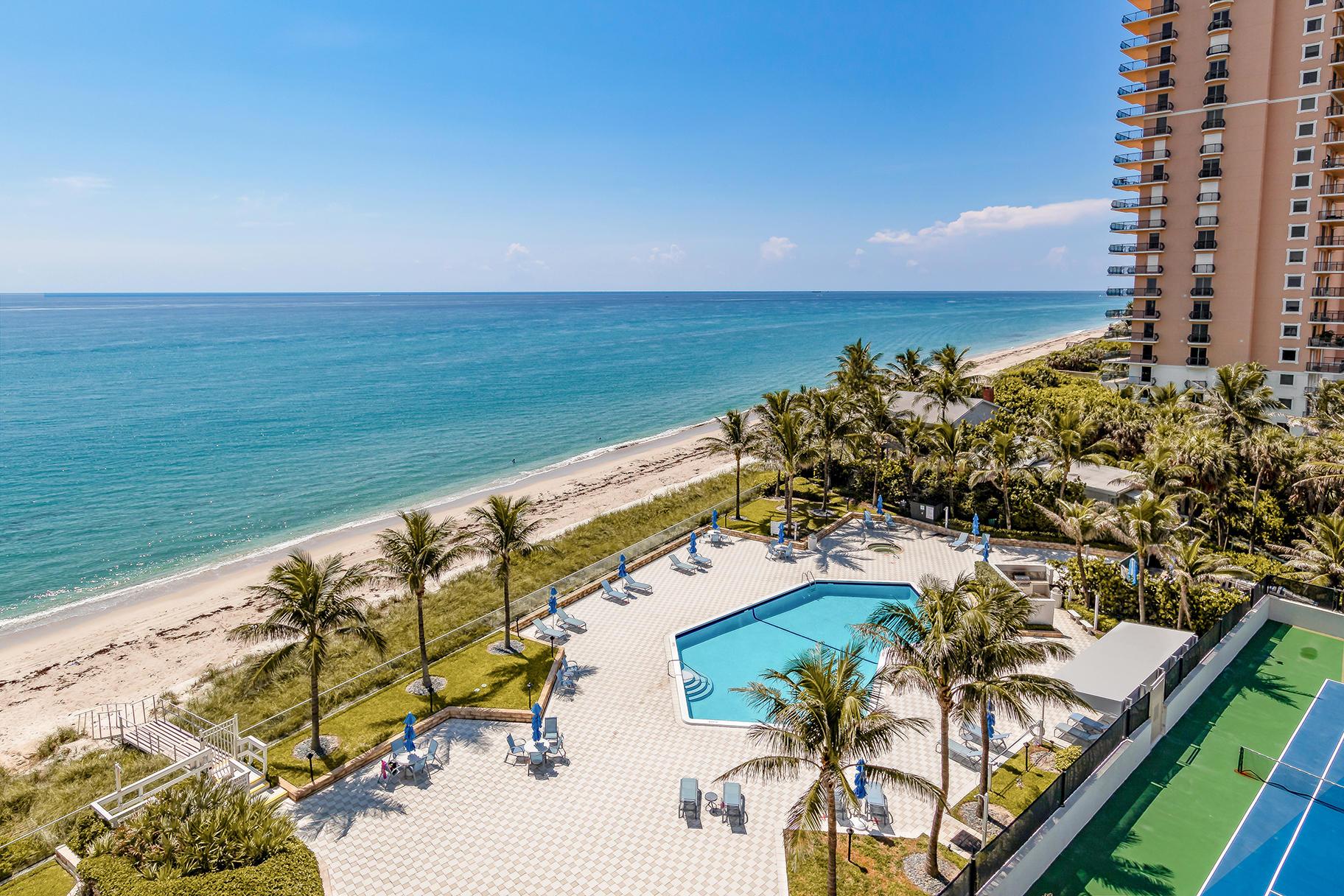 Photo of 5200 N Ocean Drive #704, Singer Island, FL 33404
