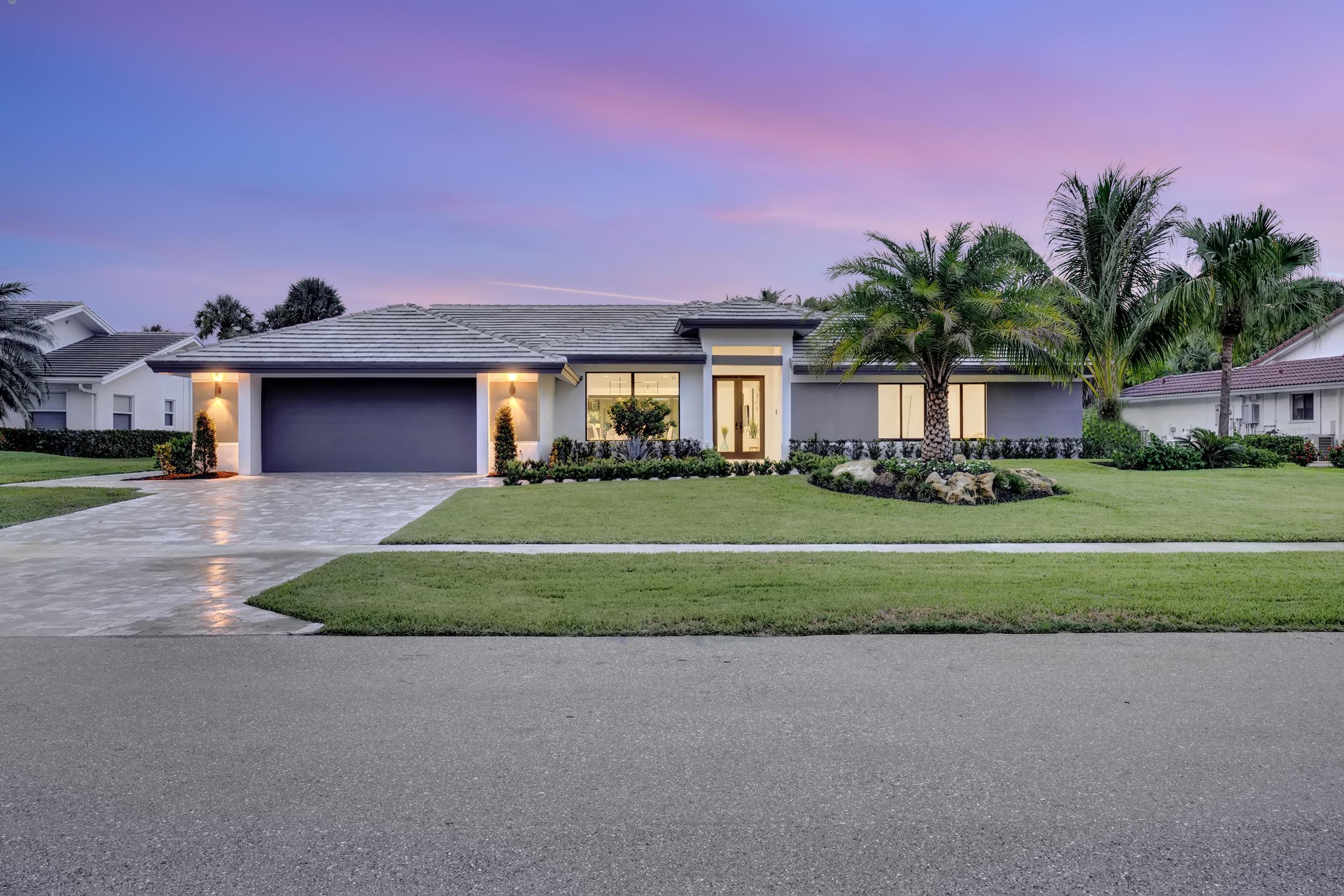 Photo of 4657 Tree Fern Drive, Delray Beach, FL 33445