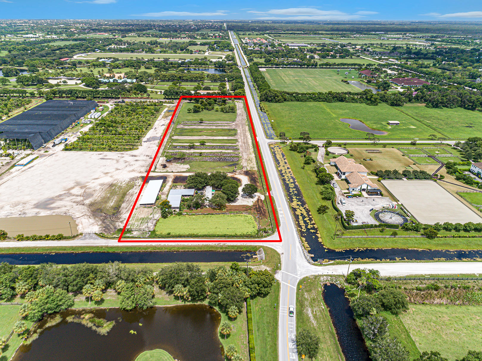 13951 50th Street, Wellington, Florida 33414, ,Barn,For Sale,50th,RX-10641056