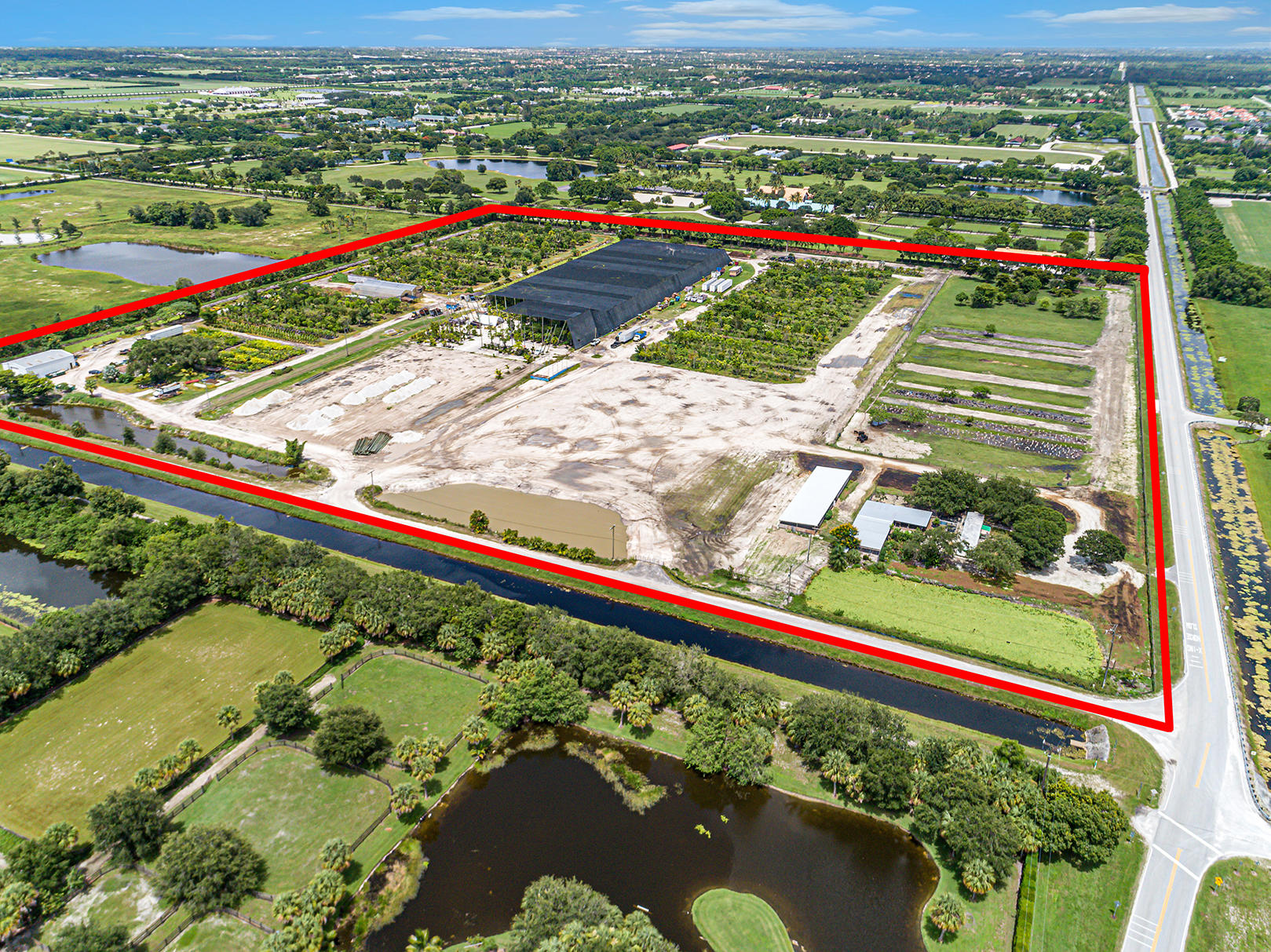 Wellington, Florida 33414, ,Land/docks,For Sale,140th,RX-10641081