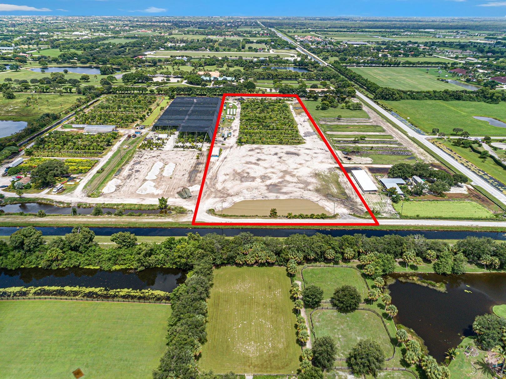 Wellington, Florida 33414, ,Land/docks,For Sale,50th,RX-10641108