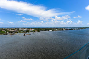Intracoastal, Ocean, and Palm Beach View