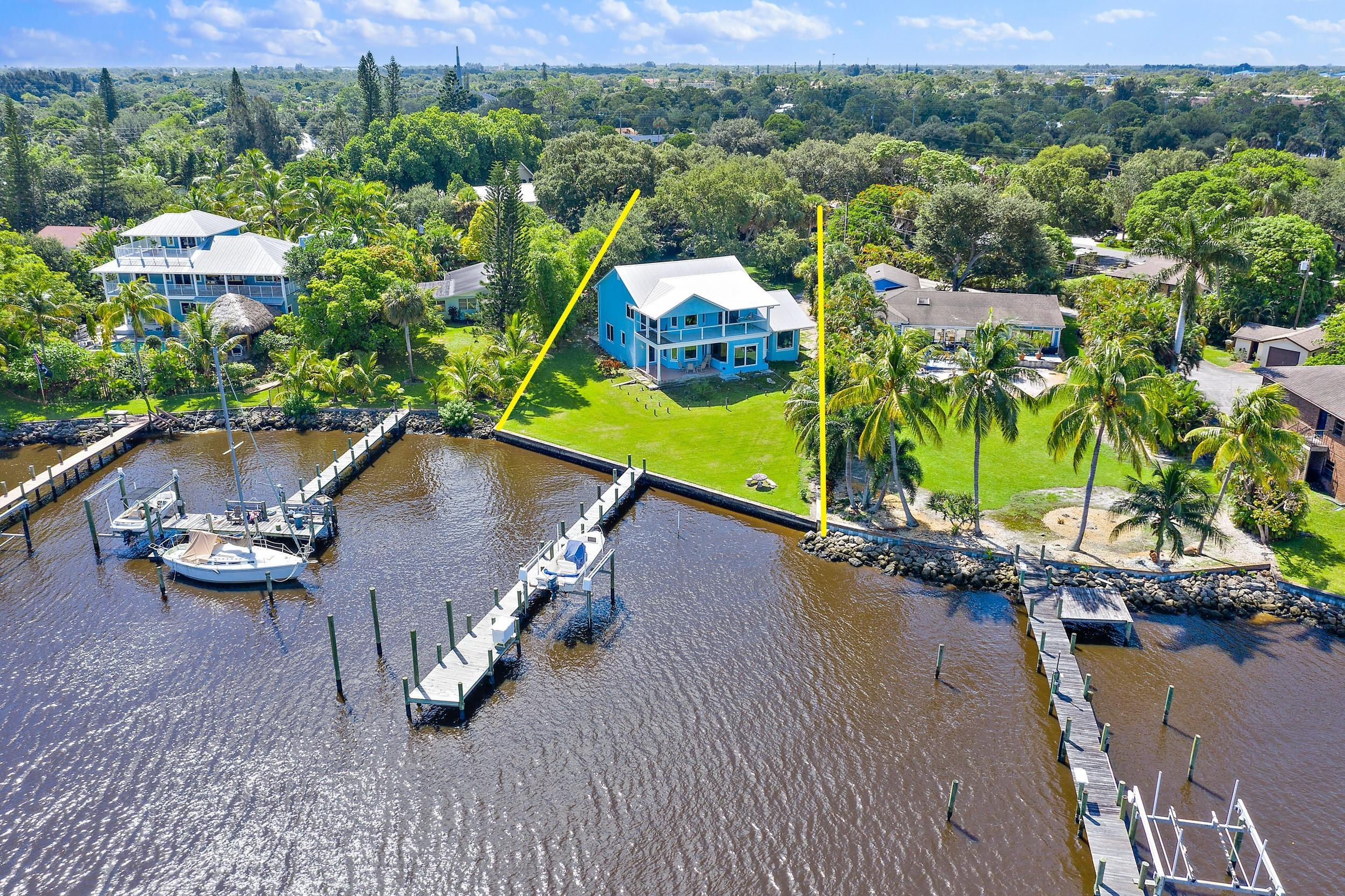 Home for sale in Palm City Road Stuart Florida