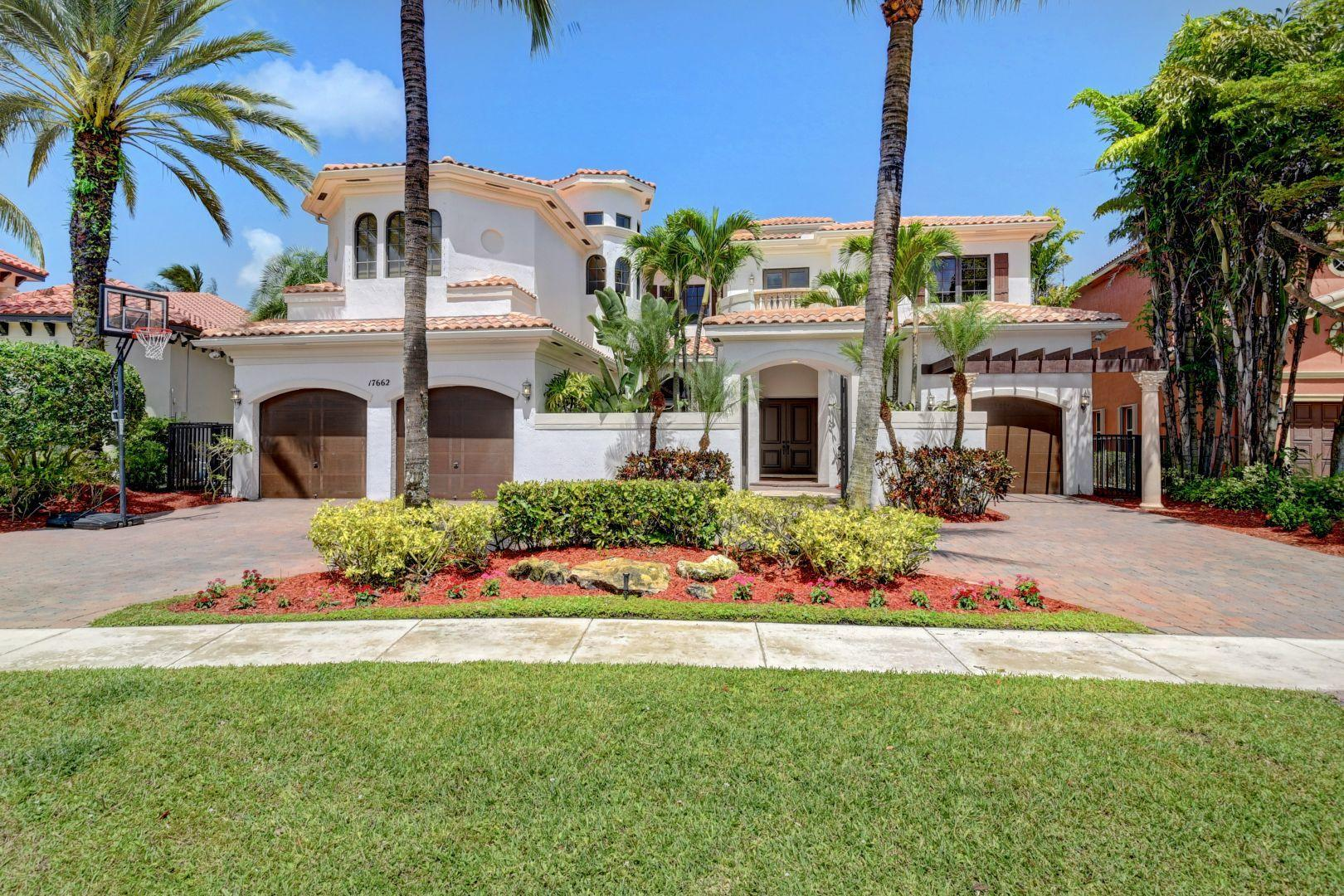 Property for sale at 17662 Circle Pond Court, Boca Raton,  Florida 33496