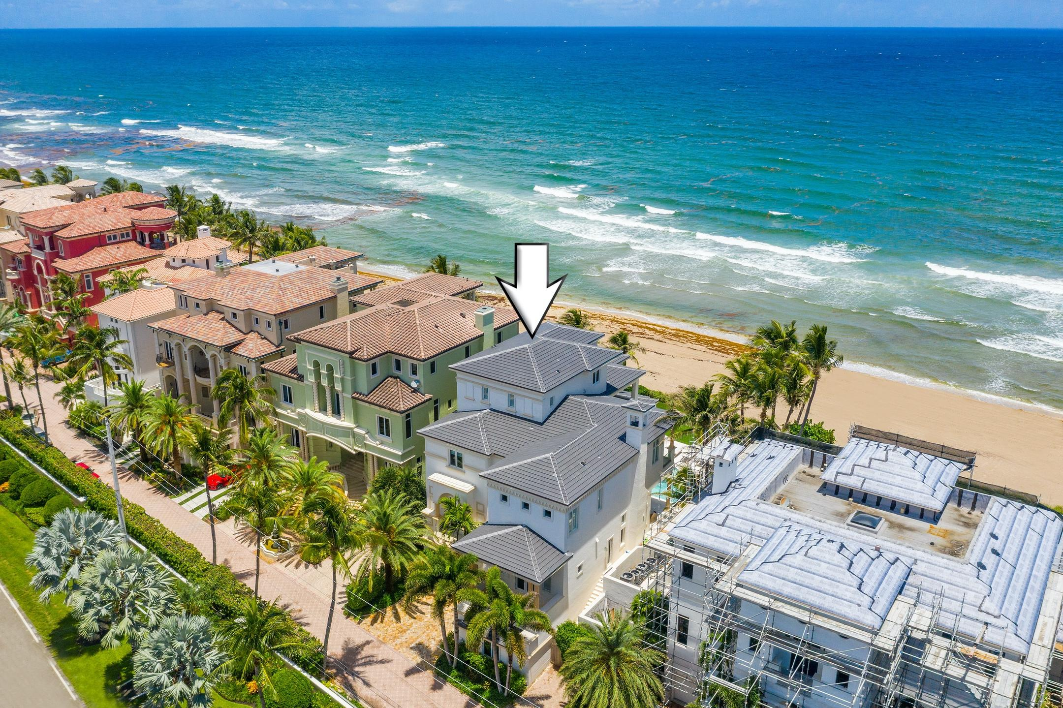 Photo of 10 Ocean Place, Highland Beach, FL 33487