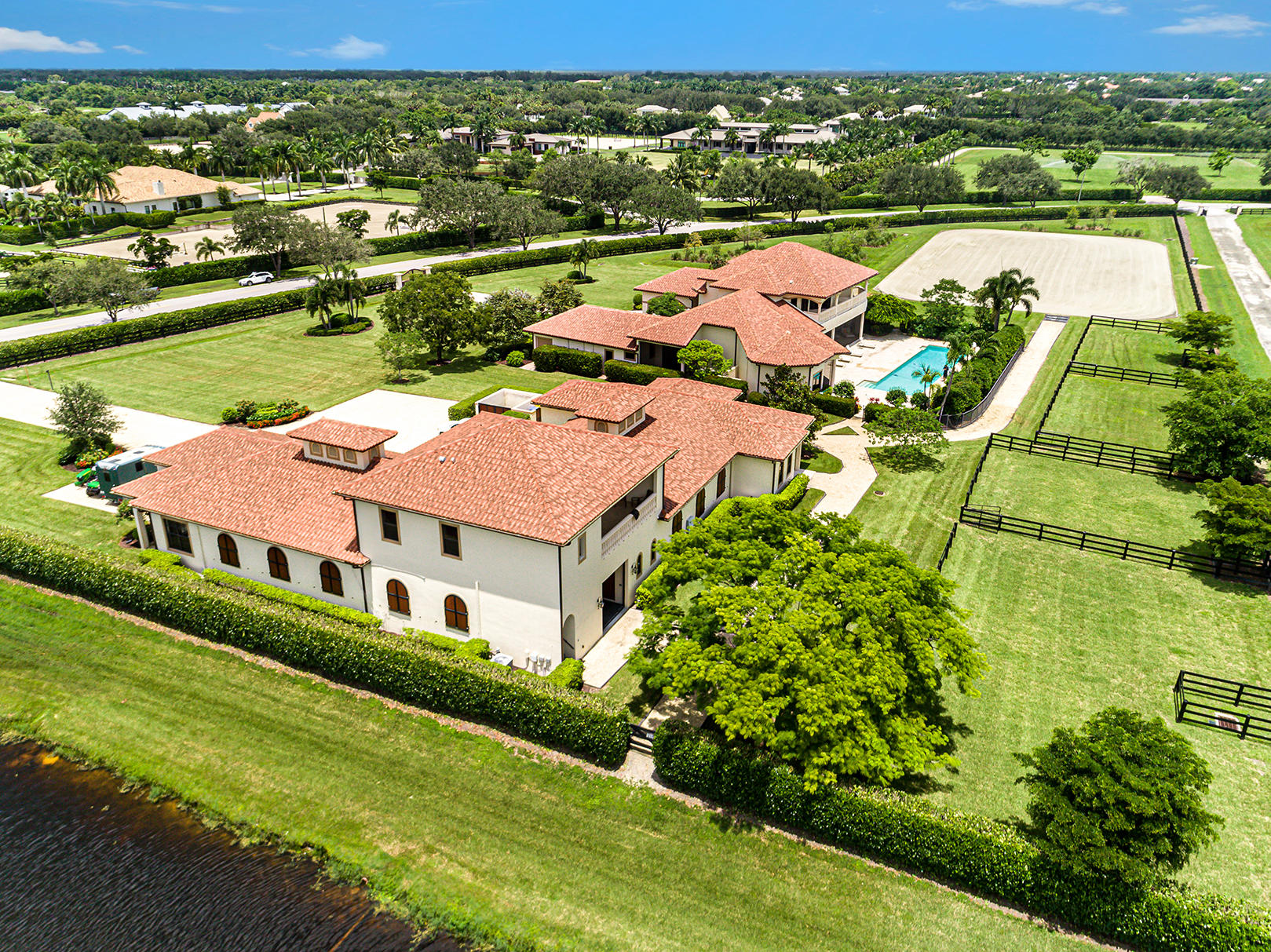 Wellington, Florida 33414, 5 Bedrooms Bedrooms, ,5 BathroomsBathrooms,Barn,For Rent,Palm Beach Point,RX-10649669