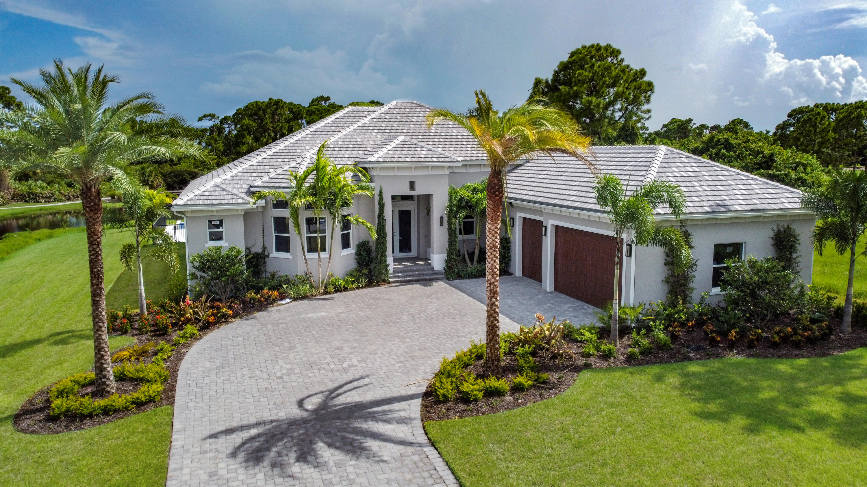 Home for sale in Cobblestone Palm City Florida