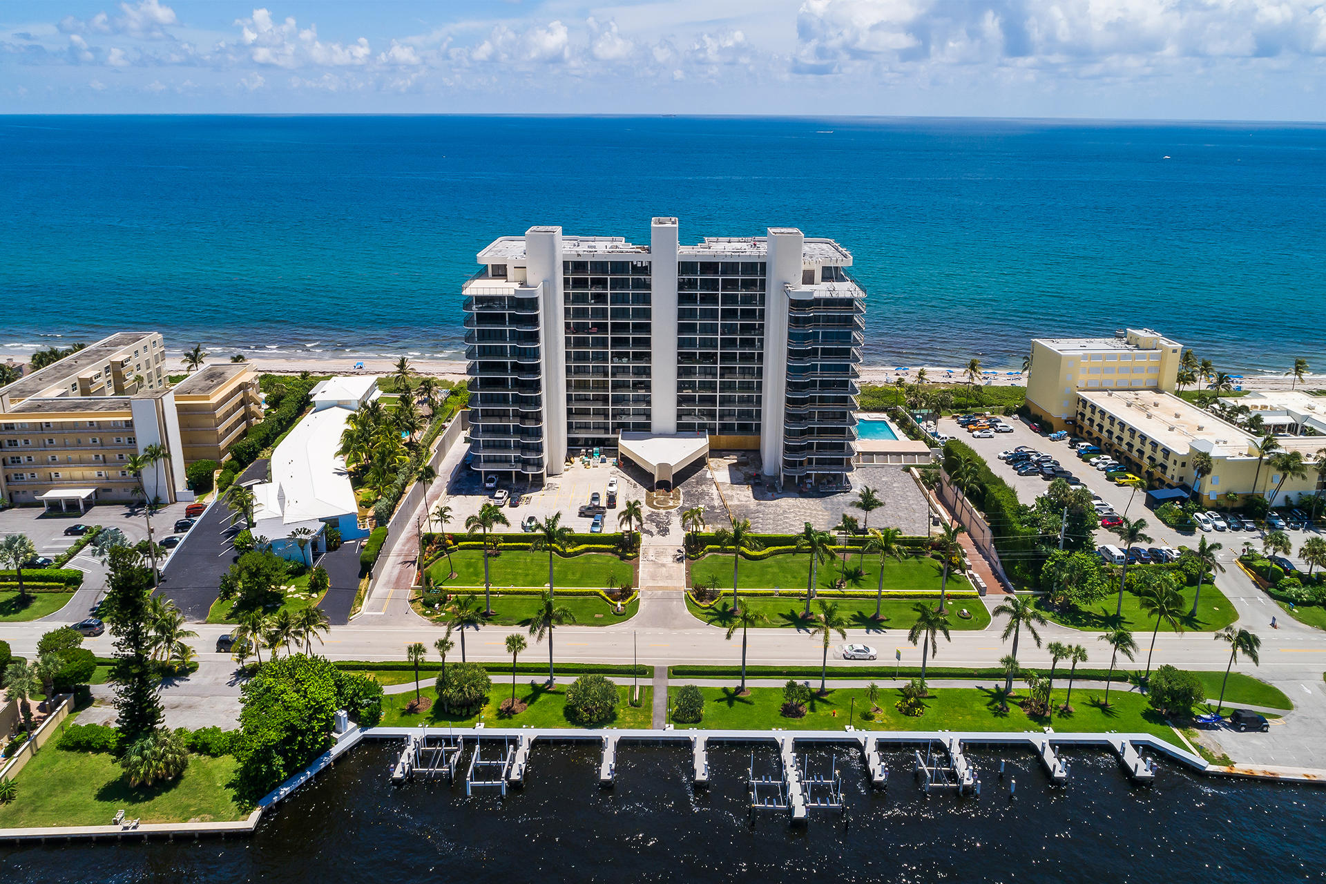 Photo of 2727 S Ocean Boulevard #907, Highland Beach, FL 33487