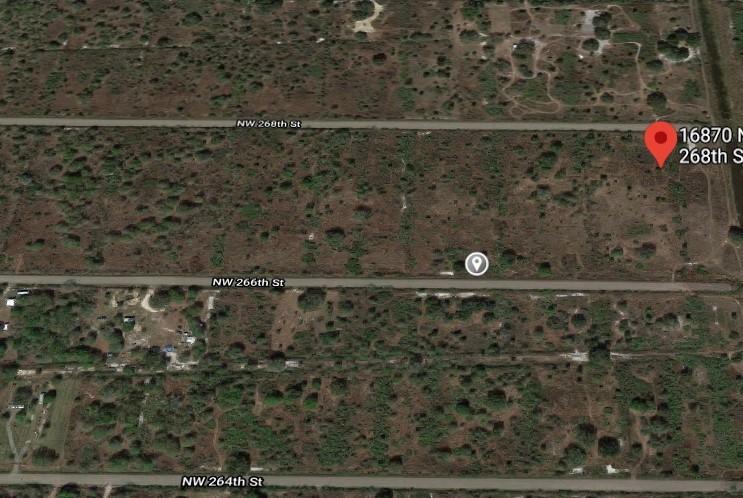 16870 268th Street, Okeechobee, Florida 34972, ,Land,For Sale,268th,RX-10647289