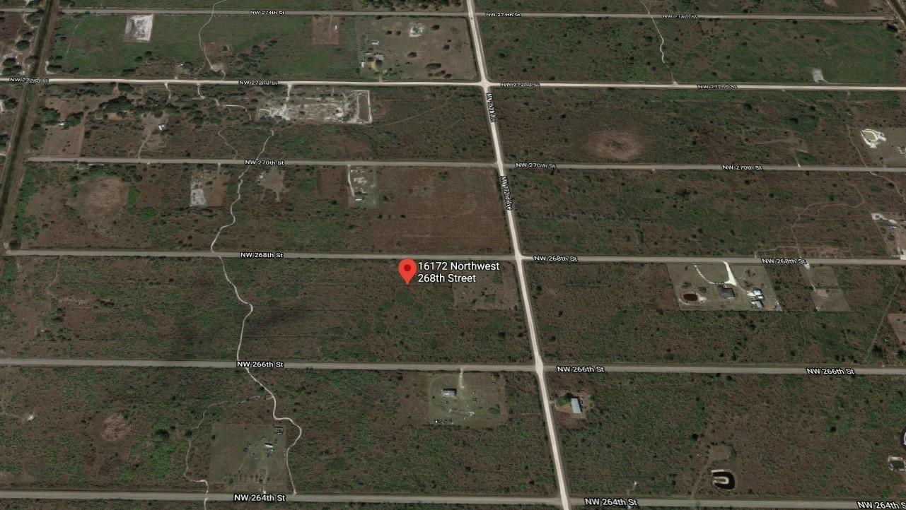 16172 268th Street, Okeechobee, Florida 34972, ,Land,For Sale,268th,RX-10647286