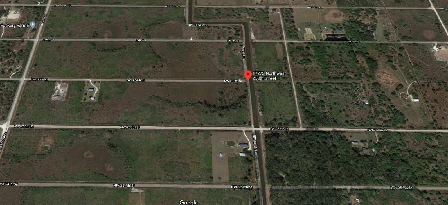 17273 258th Street, Okeechobee, Florida 34972, ,Land,For Sale,258th,RX-10647296