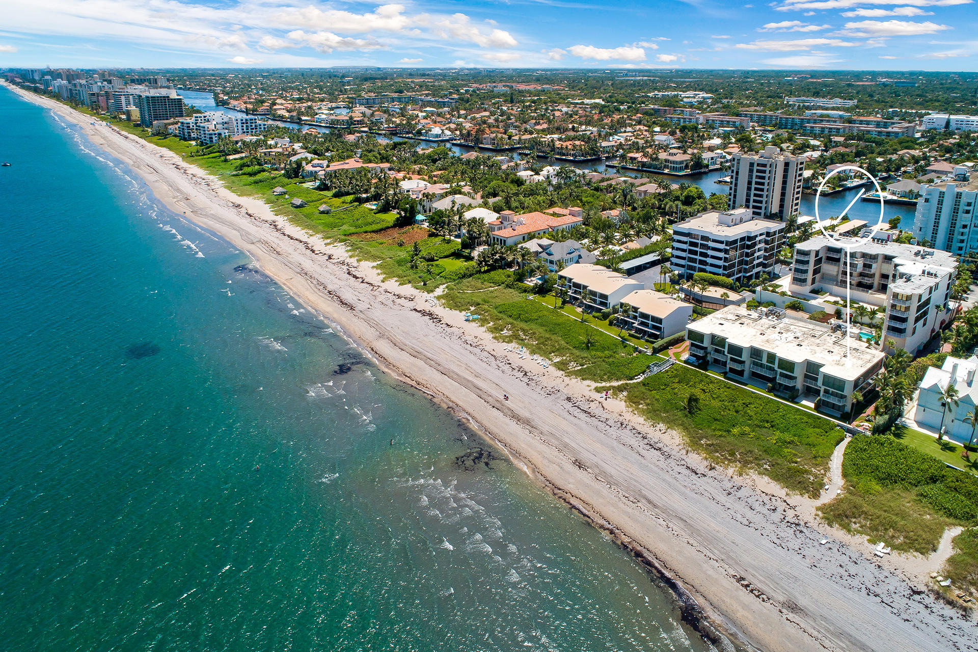Property for sale at 2155 S Ocean Boulevard Unit: 8, Delray Beach,  Florida 33483