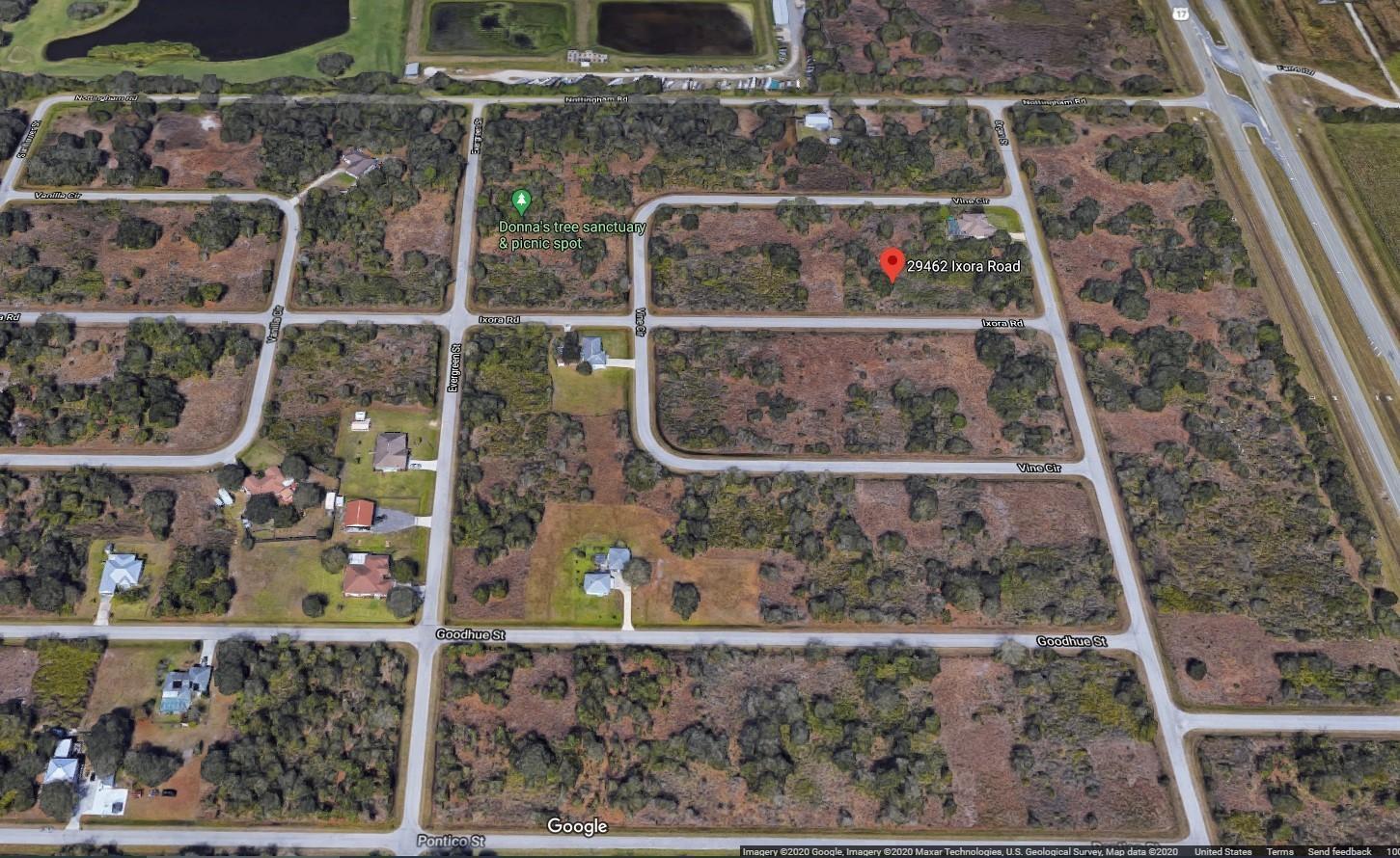 29462 Ixora Road, Punta Gorda, Florida 33982, ,Land,For Sale,Ixora,RX-10648737