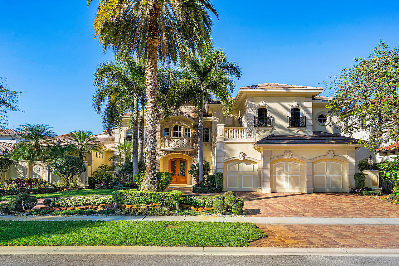 Photo of 8417 Del Prado Drive, Delray Beach, FL 33446
