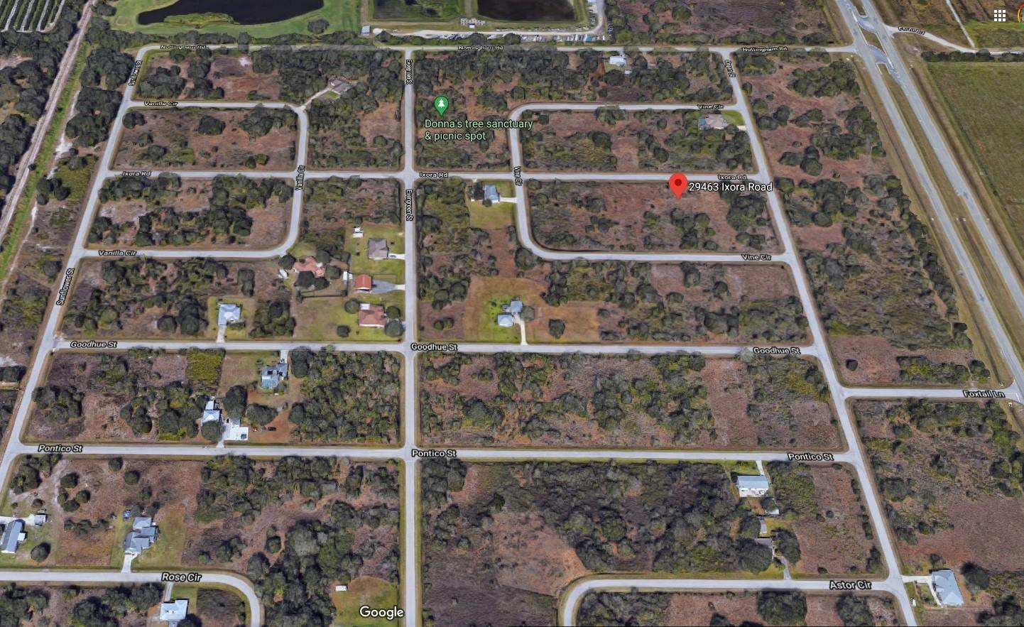 29463 Ixora Road, Punta Gorda, Florida 33982, ,Land,For Sale,Ixora,RX-10648749