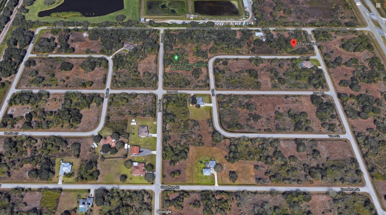 31 Vine Circle, Punta Gorda, Florida 33982, ,Land,For Sale,Vine,RX-10648759