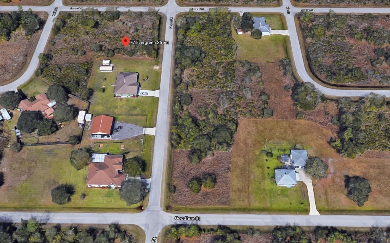 77 Evergreen Street, Punta Gorda, Florida 33982, ,Land,For Sale,Evergreen,RX-10648781