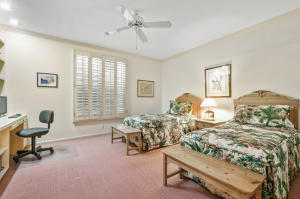 Rear Guest Bedroom