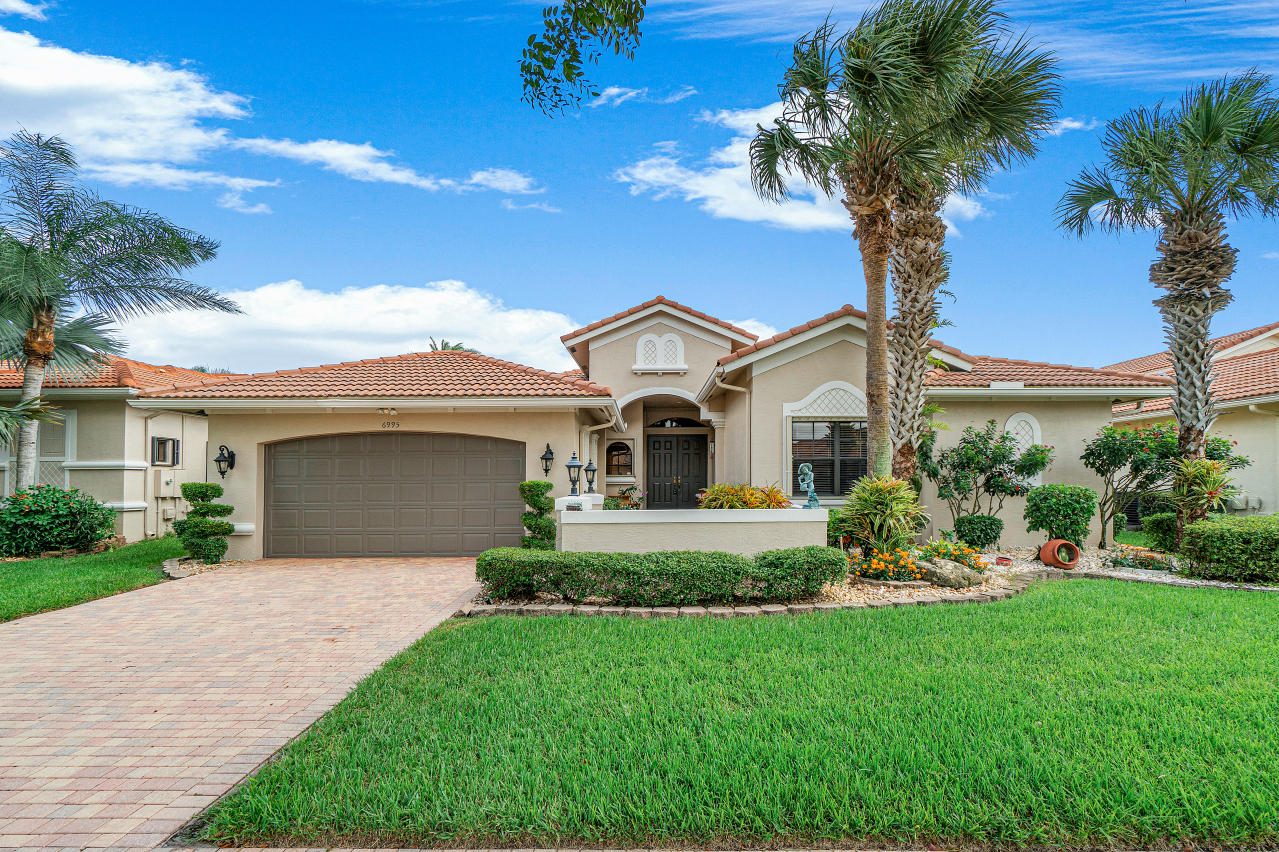 6995 Antinori Lane  Boynton Beach FL 33437