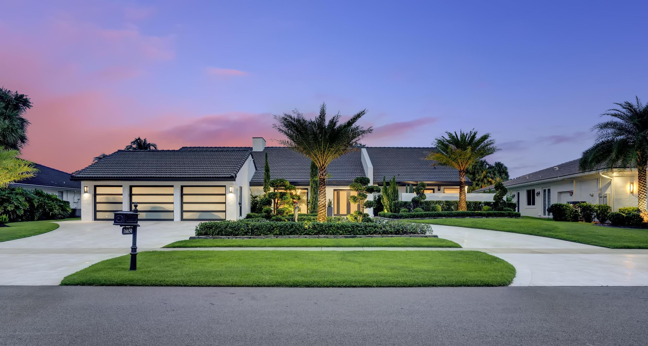 Photo of 16650 Ironwood Drive, Delray Beach, FL 33445