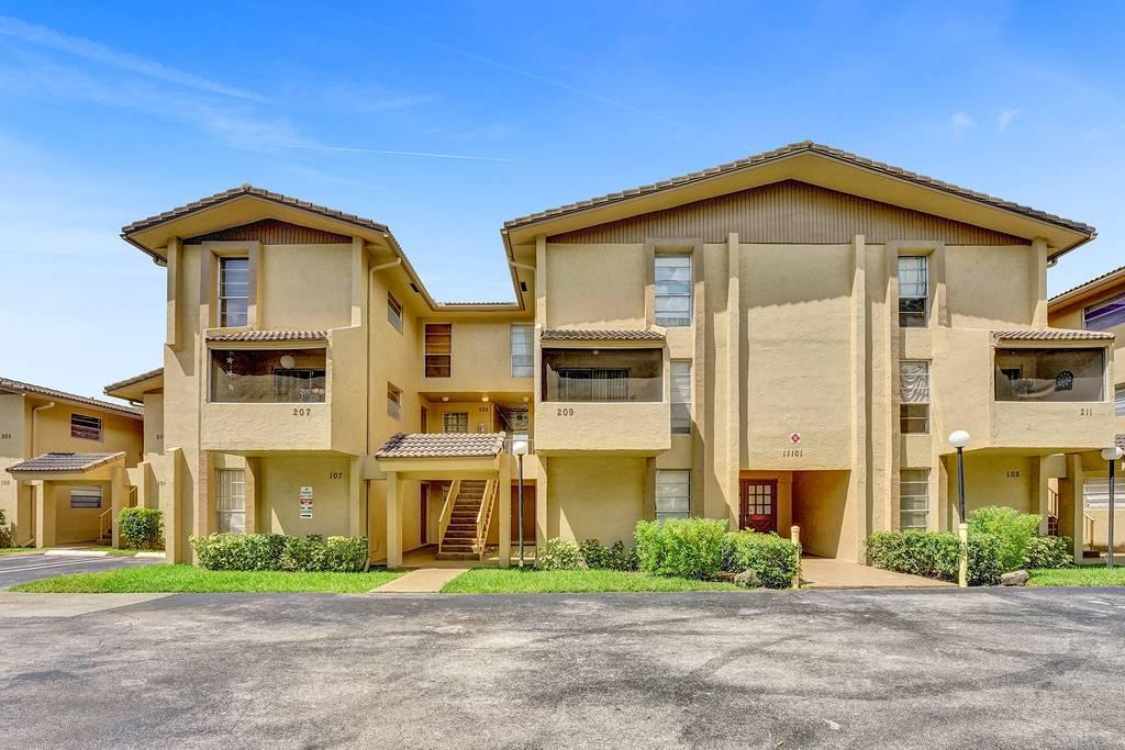 11101 Royal Palm Blvd #207, Coral Springs, FL, 33065