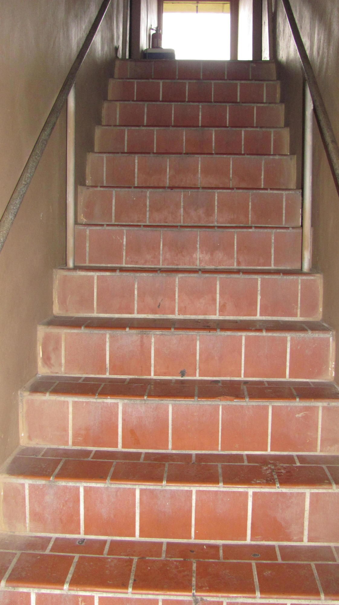 Steps to upstairs