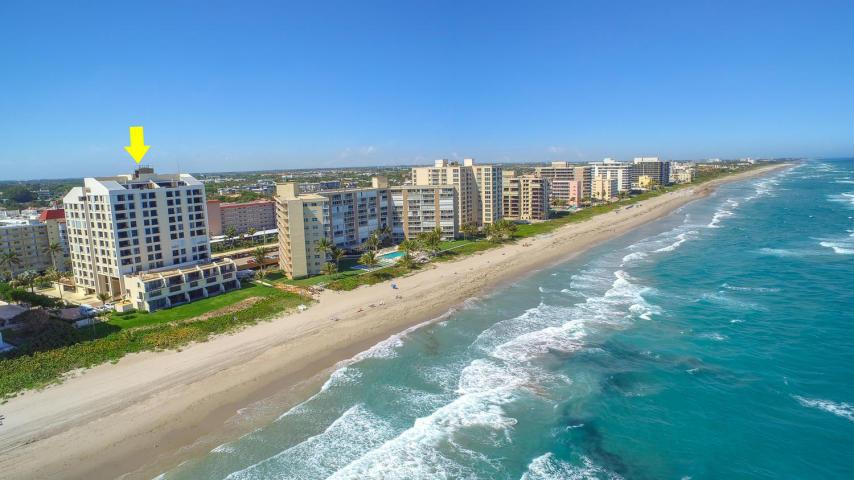 Photo of 3115 S Ocean Boulevard #1004, Highland Beach, FL 33487