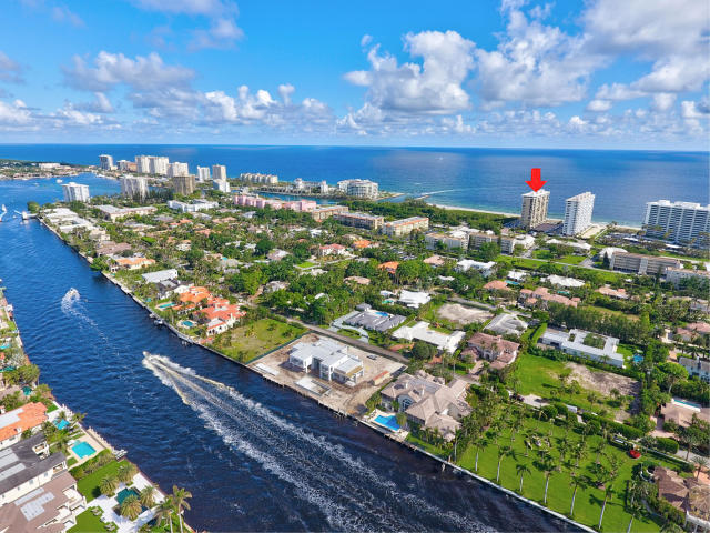 Property for sale at 1180 S Ocean Boulevard Unit: Ph-F, Boca Raton,  Florida 33432