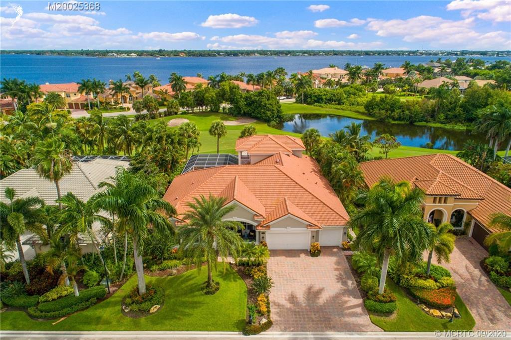 Home for sale in Palm Cove Golf & Yacht Club Palm City Florida