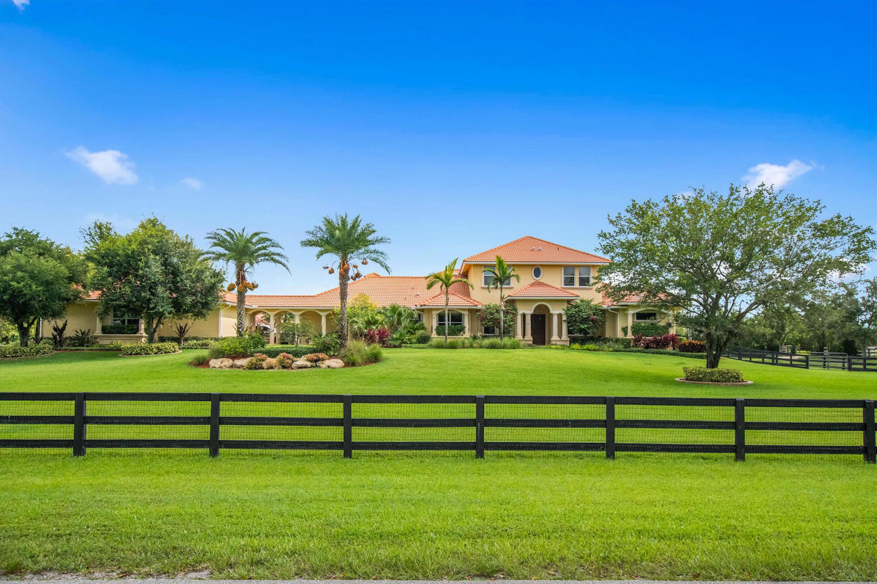 15511 Ocean Breeze Lane, Wellington, Florida 33414, 4 Bedrooms Bedrooms, ,4.1 BathroomsBathrooms,Single Family,For Sale,Palm Beach Point,Ocean Breeze,RX-10652433
