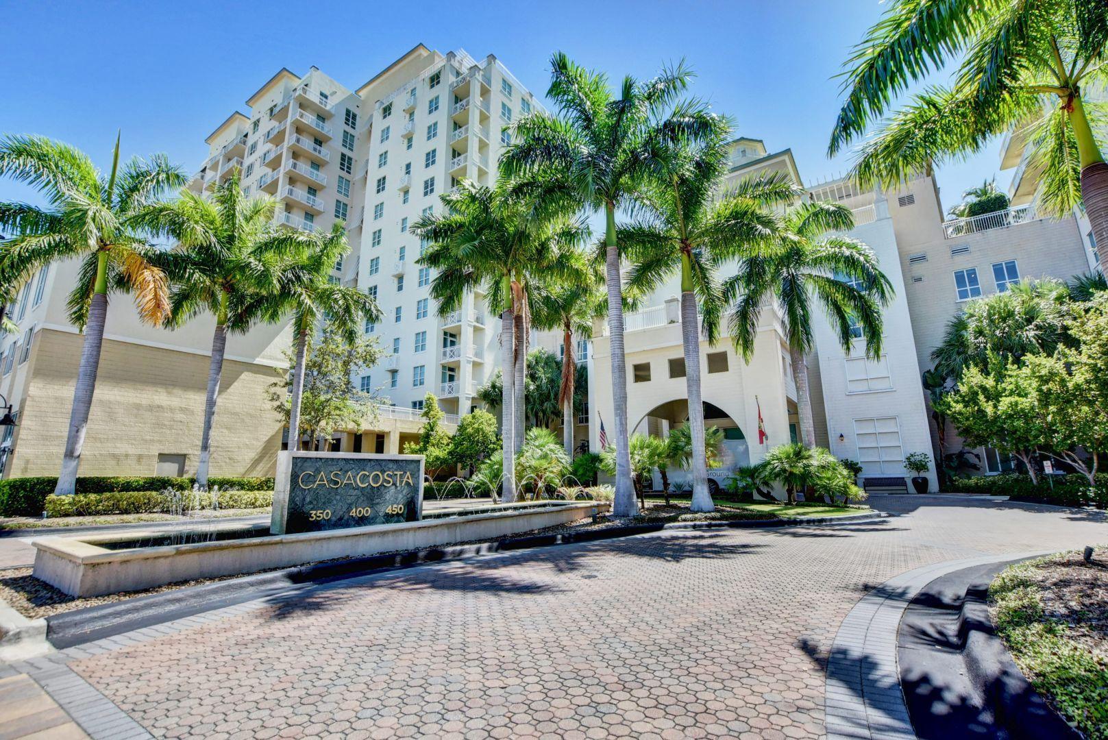 Casa Costa Luxury Waterfront Condos For Sale In Boynton Beach Florida