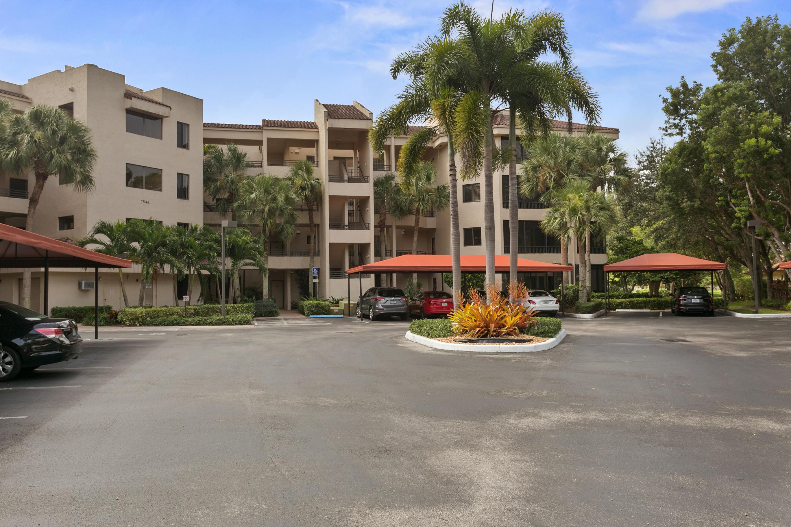 7546 La Paz Boulevard UNIT 408 Boca Raton, FL 33433